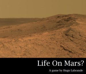Couverture de Life On Mars?